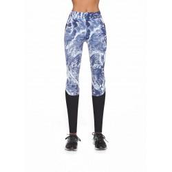 Legging fitness trixi bas bleu