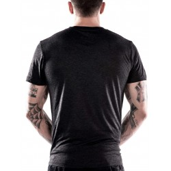T-shirt Homme Noir Skull pour Athlète - NORTHERN SPIRIT