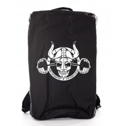 Sac de sport- BLACK BAG BARBELL VIKING