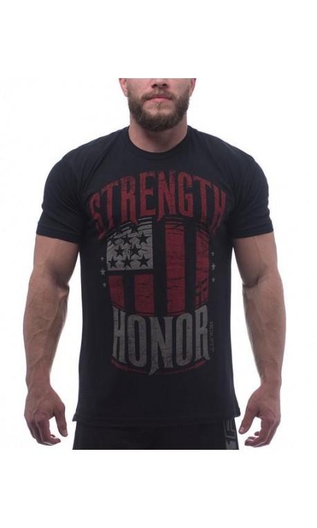 T-shirt RokFit - Strenght & Honor