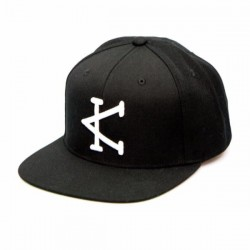 Casquette Crossfit Caffeine and Kilos - Black