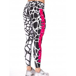 Legging Femme Multicolor Spider NS pour CrossFiteuse - NORTHERN SPIRIT