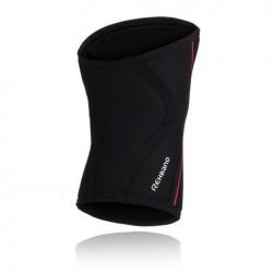 Genouilleres Noir Froning Signature 7 mm pour CrossFiteur - REHBAND