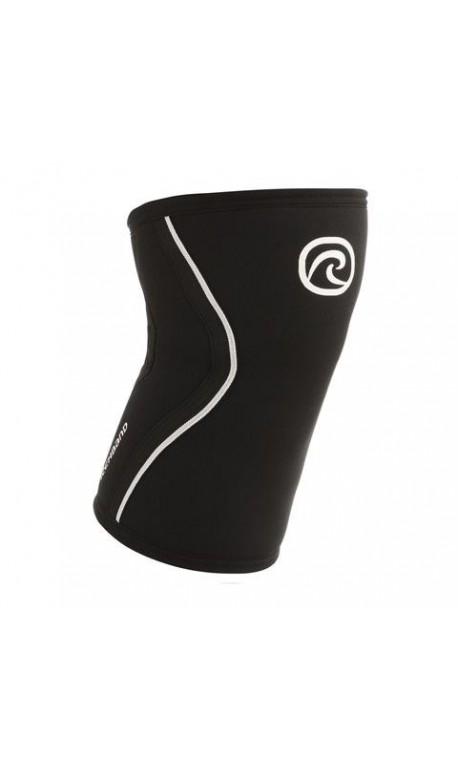 Genouillere sport Rehband 7mm Noir