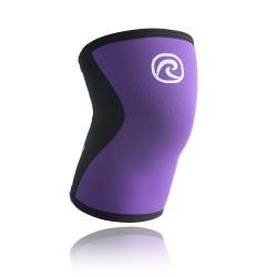 Genouilleres Violet Noir 5 mm pour Athlète - REHBAND