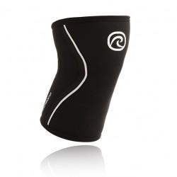 Genouilleres Noir 5 mm pour Athlète - REHBAND