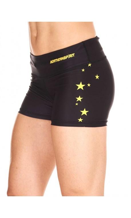 Boutique sport Short noir Femme  - Stars