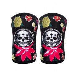 Genouillere Crossfit Northern Spirit - Flower Skull