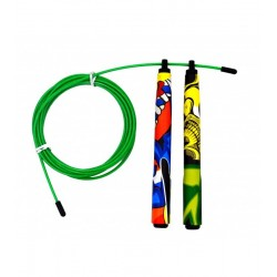 Workout jump rope multicolor GRAFFITI– PICSIL