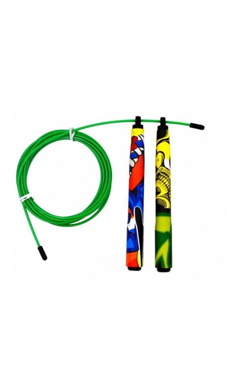 Corde à Sauter sport Design - Graffiti