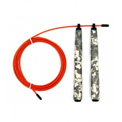 Corde à Sauter Multicolor Army pour CrossFiteur - PICSIL