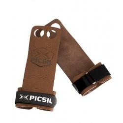 Maniques de CrossFit protège mains - XStrong grips 2 brown