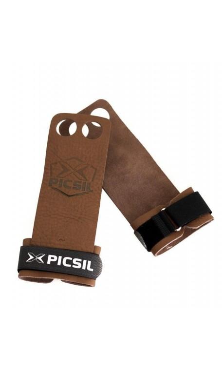 Maniques de sport  protège mains - XStrong grips 2 brown