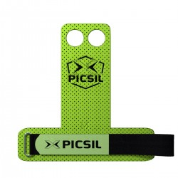 2 holes Green Grips AZOR - PICSIL