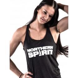 Boutique Débardeur Noir Femme Crossfit - White NS