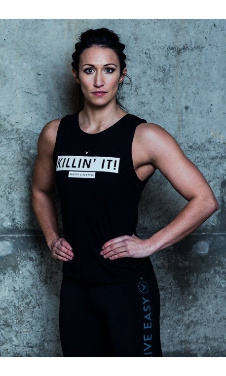 Débardeur sport Femme Nasty - KILLIN'IT