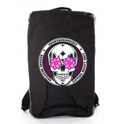 Sac de Crossfit - BLACK BAG FLOWER EYES