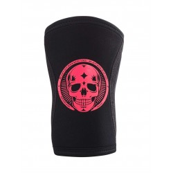 Genouillères Crossfit - Pink Skull