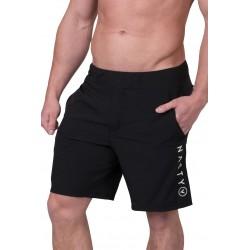 Short Homme Noir pour CrossFiteur - NASTY