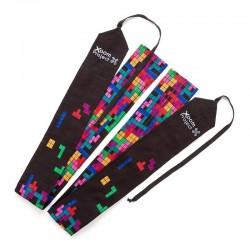 Bandes de poignets - Wrips Wraps Multicolor TetriX pour CrossFiteur - XOOM