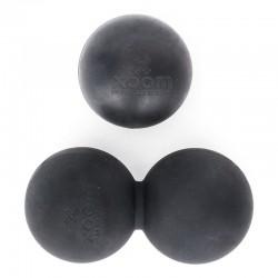 Lacrosse Balls - Balle de massage Noir - Auto-Massage