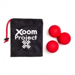 Lacrosse balls pack red – XOOM PROJECT