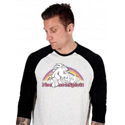 Boutique T-shirt Crossfit Manches longues Homme - 3/4 Licorne