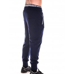 Jogging Homme Bleu French Skull pour Athlète by NORTHERN SPIRIT