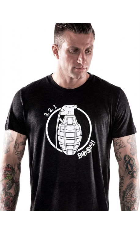 T-Shirt Homme Crossfit - Grenade