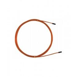 Cable 2,5mm Orange pour athlète by PICSIL