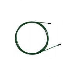 Cable 2,5mm Vert pour athlète by PICSIL