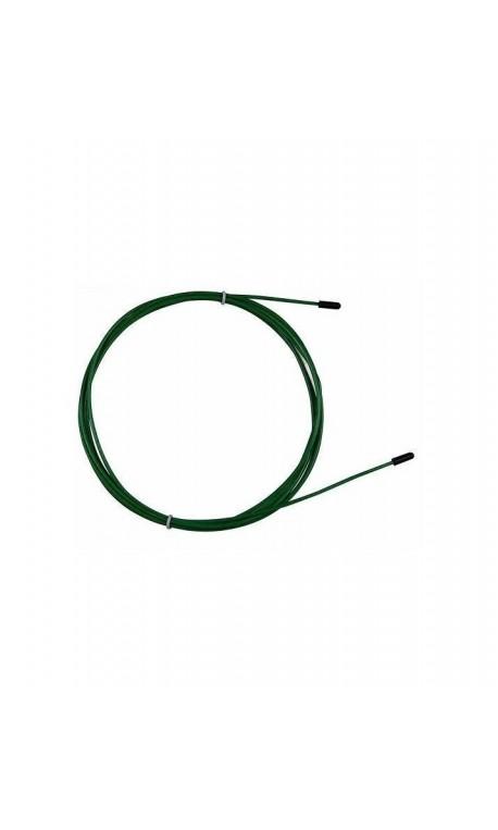 Cable PICSIL 2,5mm verte pour vos cordes à sauter