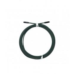 Cable 2,5mm Noir pour athlète by PICSIL