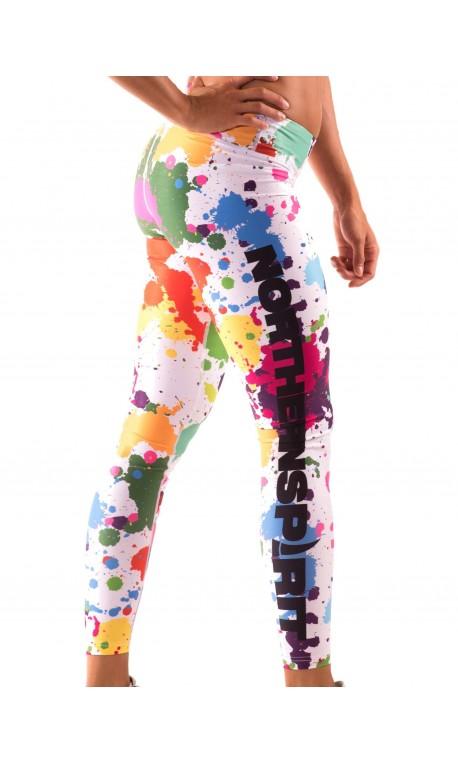 Boutique Legging multocolor Femme Crossfit - Paintball NS