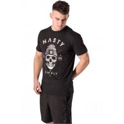 T-Shirt Crossfit Homme Nasty - SKULL