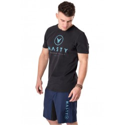 T-Shirt Homme Noir Pro Staked pour CrossFiteur - NASTY