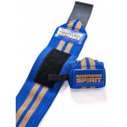 Bandes de Poignets Crossfit - Blue NS