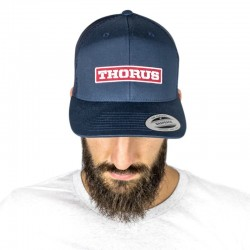 Casquette THORUS Trucker Navy