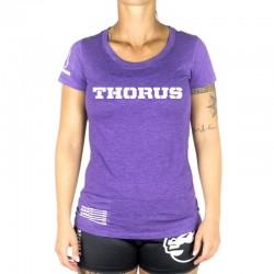 T-shirt femme Thorus Violet