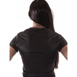 T-Shirt Femme Noir Spanish Skull pour CrossFiteuse - NORTHERN SPIRIT