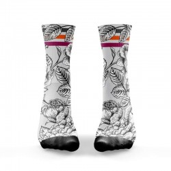 Chaussettes de sport originales - ENGLISH ROSE