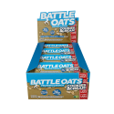 pack de 12 barres protéinées Cookies & Cream - BATTLE OATS