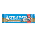 barres protéinées sans gluten Cookies & Cream - BATTLE OATS