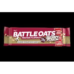 Pack de 12 barres protéinées Berry Fusion pour CrossFiteur by BATTLE OATS