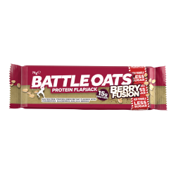 Protein bars berry fusion - BATTLE OATS
