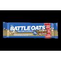 barres protéinées sans gluten double chocolat brownie - BATTLE OATS