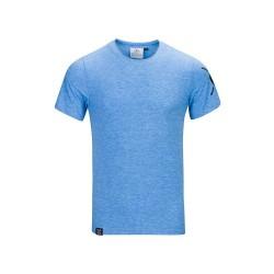 T-shirt Homme bleu I don't use machine pour CrossFiteur by XOOM