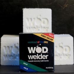 Bombe de bain récupération pour CrossFiteur by WOD WELDER