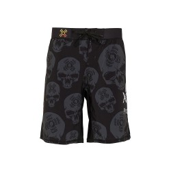 Short Homme Noir Until Death pour Athlète by XOOM PROJECT