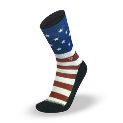 Multicolor workout Socks USA – LITHE APPAREL